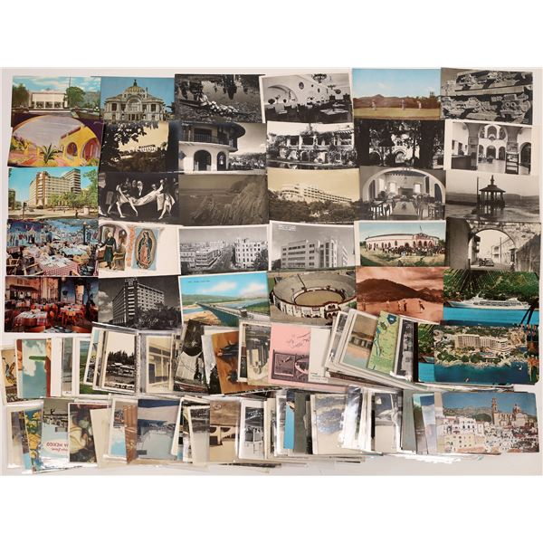 Mexico Postcard Group ~ 200  [138901]