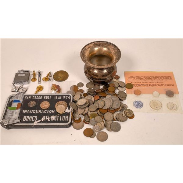 Coins and Miscellaneous   [132549]