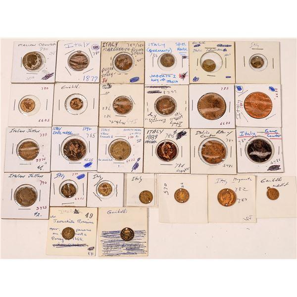 Italian Counter Collection  [135884]
