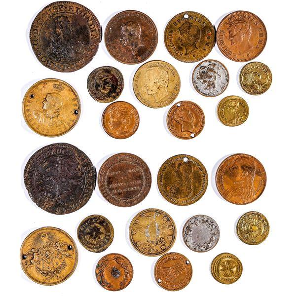 Dutch Counter Collection  [135885]