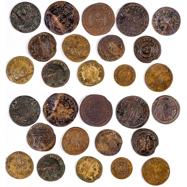 Counter Collection Various Die Sinkers  [135717]