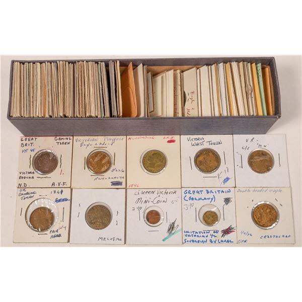 Queen Victoria Counter Collection  [135892]