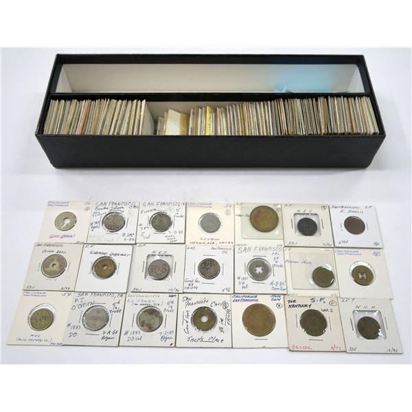 San Francisco Maverick Token Collection  [136504]
