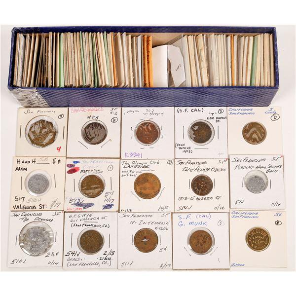 San Francisco Token Collection  [136407]