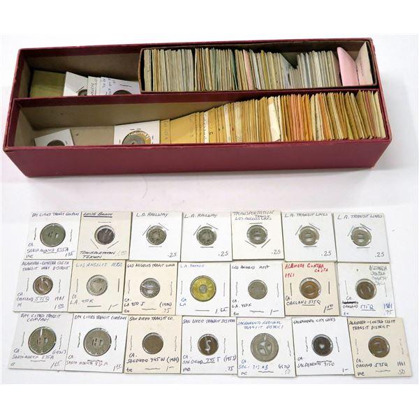 California Transportation Token Collection  [136414]