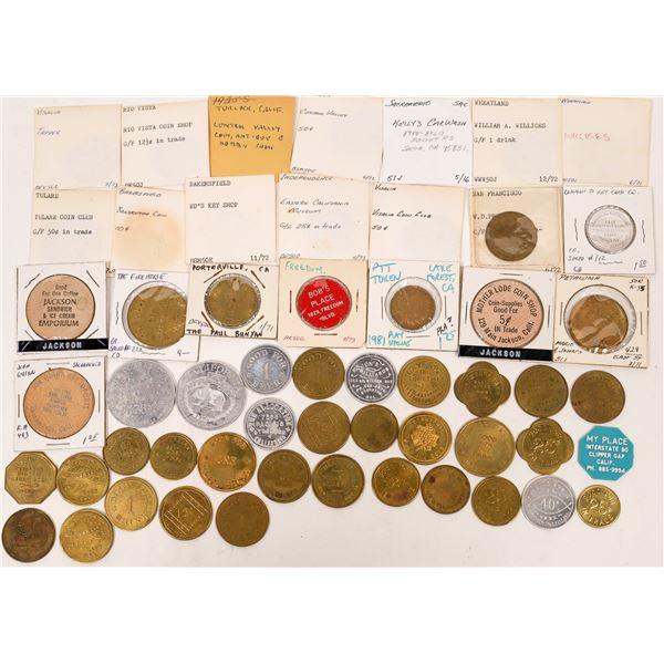 Modern California Token Collection   [136432]