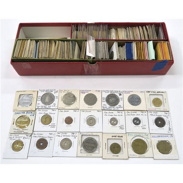 Unsorted Modern Token Collection  [136774]