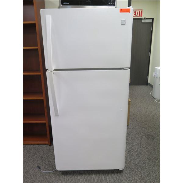 Electrolux Home Products Refrigerator w/ Top Freezer FRT18IL6DWL