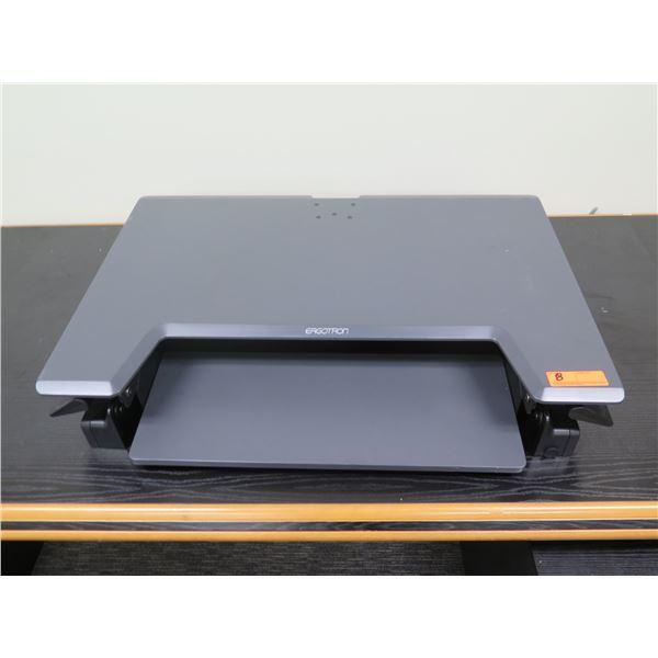 "Ergotron Standing Desk Workstation Converter 35""x22"""