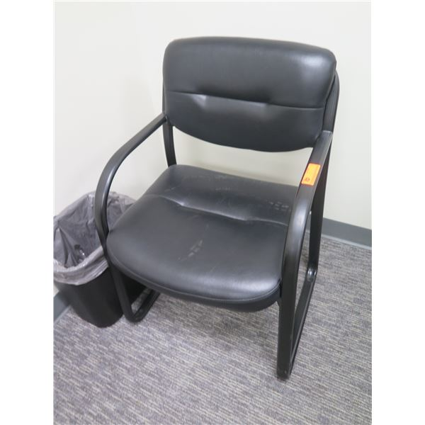 Office Upholstered Arm Chair 22 x19