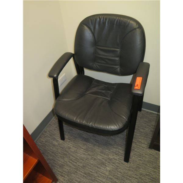 Office Upholstered Arm Chair