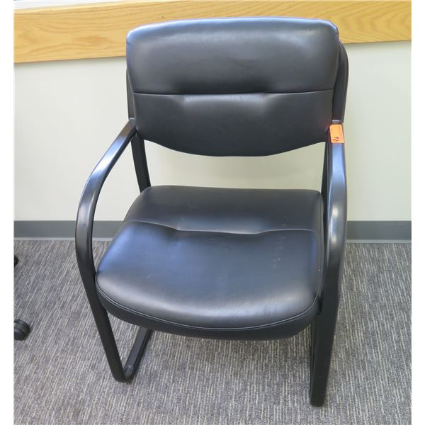"""Office Upholstered Arm Chair 19"""" Seat"""