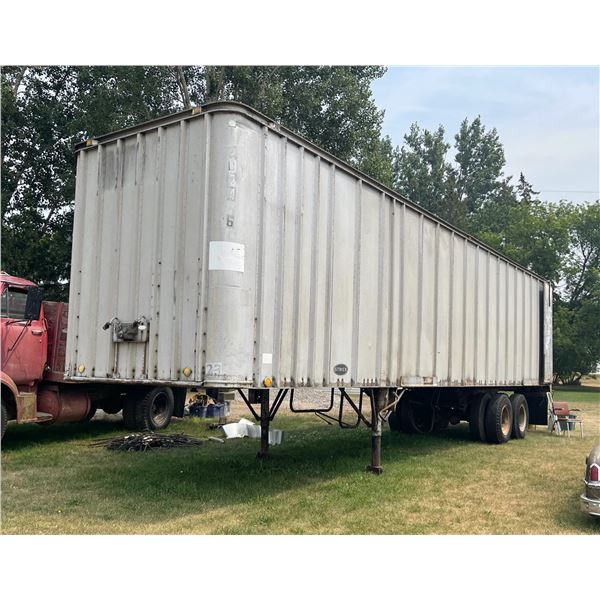 SEMI-TRAILER, ENCLOSED / YOUR MOVEABLE STORAGE SOLUTION