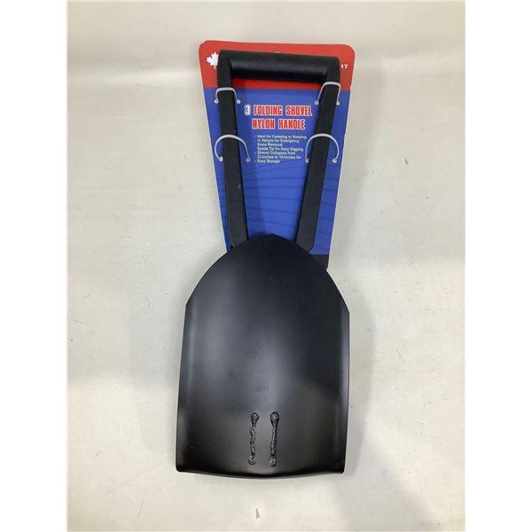 Folding Shovel Nylon Handle