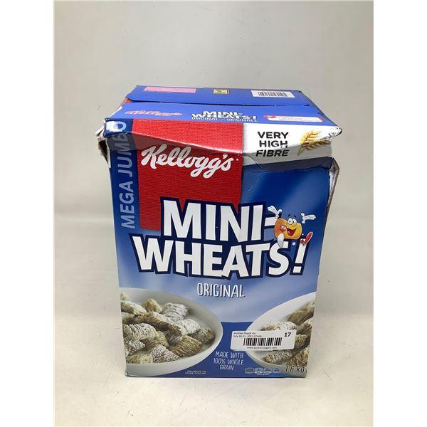 Kelloggs Mini Wheats Original