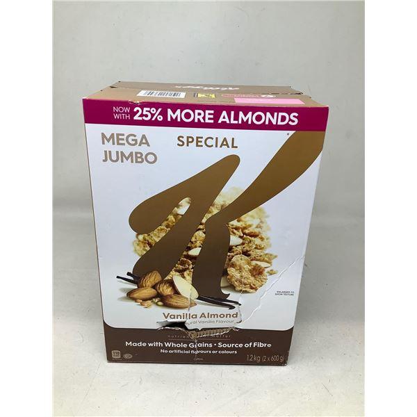 Special K Vanilla Almond