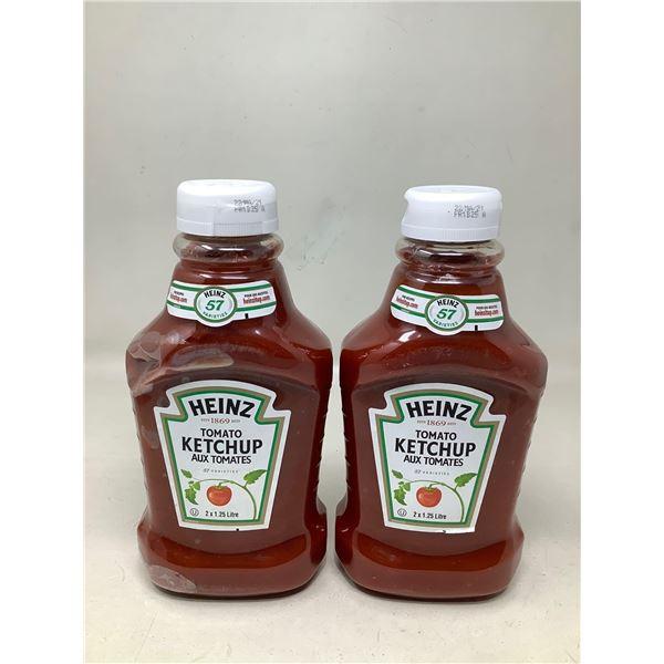 Heinz Tomato Ketchup (2 X 1.25L)