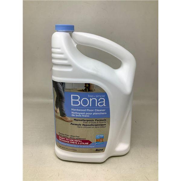 Bona Hardwood Floor Cleaner (4.73L)
