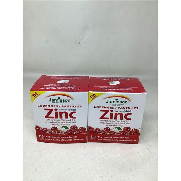 JamiesonZinc Lozenges W/ Echinacea (2 X 110)