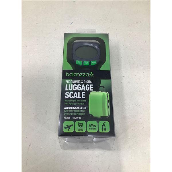 NEW Balanzza Ergonomic & Digital Luggage Scale