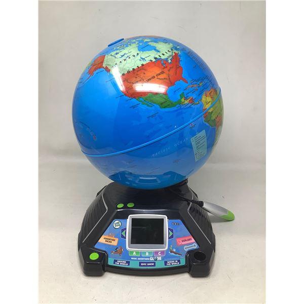 Leap Frog Interactive Globe