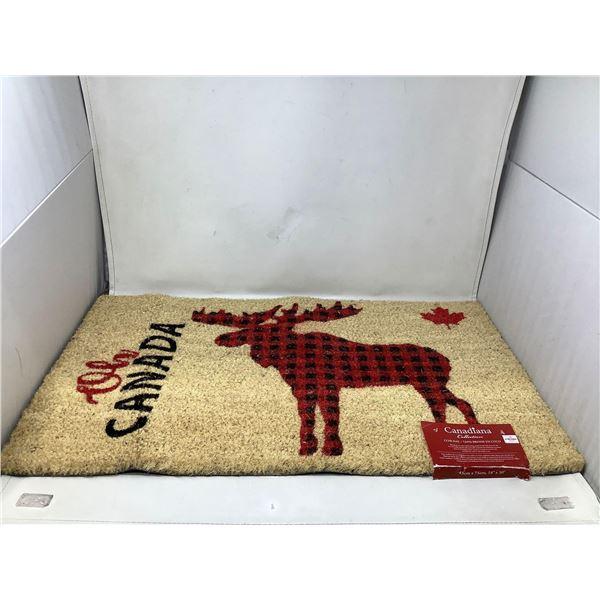 "Canadiana Collection Coir Mat (18"" X 30"")"