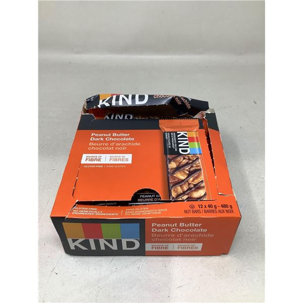 KIND Peanut Butter Dark Chocolate Nut Bars