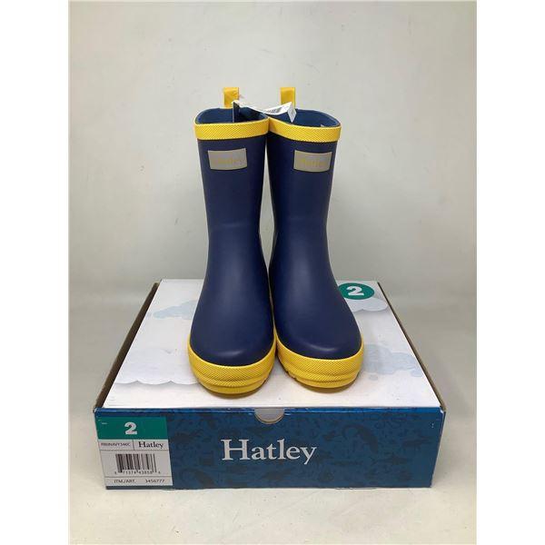 Hatley Kids Rubber Boots