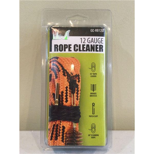 NEW 12 Gauge Cleaning Rope