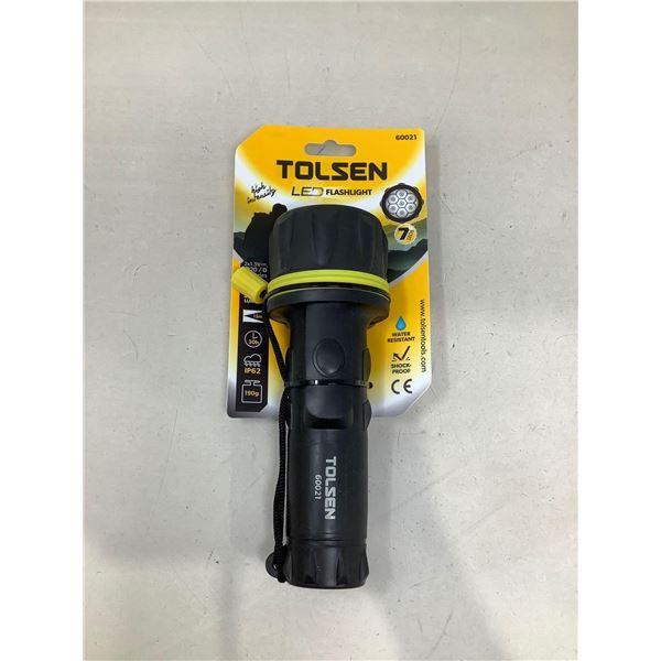 NEW Tolsen LED Flashlight