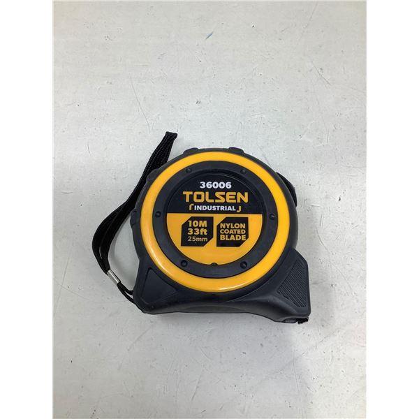 Tolsen Industrial Tape Measure (33')