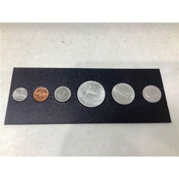 Royal Canadian Mint 1867-1967 Centennial coin set