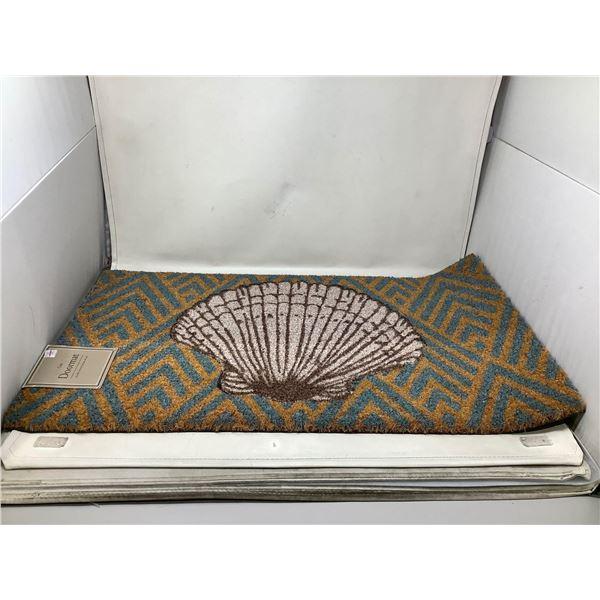 Coir Seashell Doormat