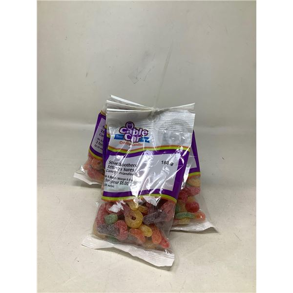 Cable Car Sour Soothers (6 X 150G)