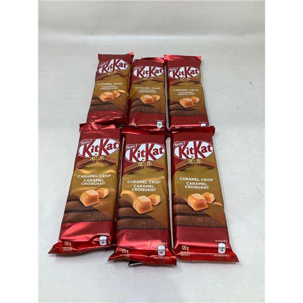 Kit-Kat Caramel Crisp (6 X 120G)