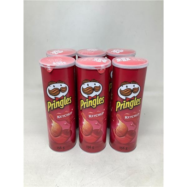 Pringles Ketchup Flavour (6 X 156G)