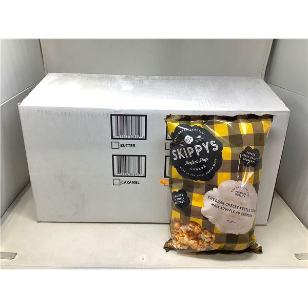 Skippys Perfect Pop Cheddar Cheese Kettle Corn
