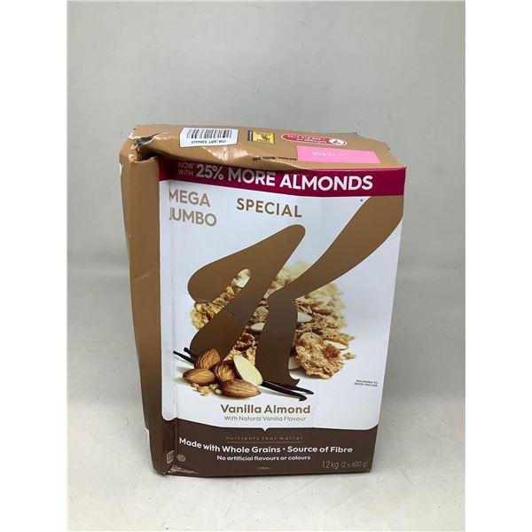 Special K Vanilla Almond (1.2KG)