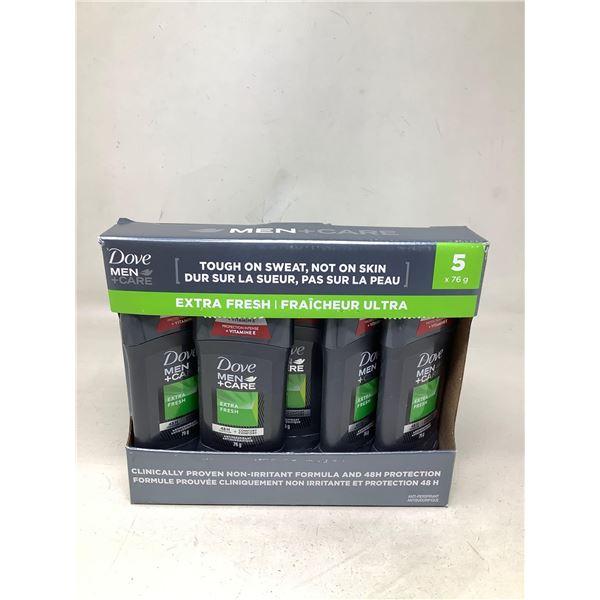 Dove Men Care Deodorant 5 Pack
