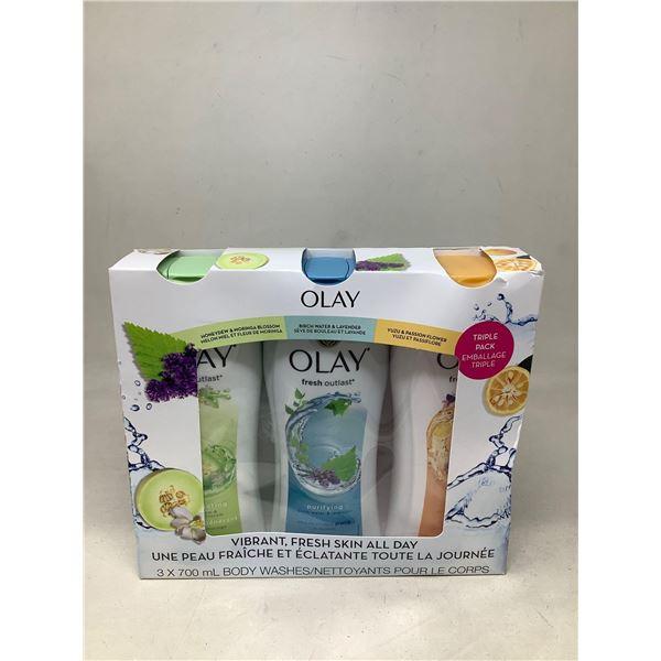 OlayBody Wash (3 X 700ML)