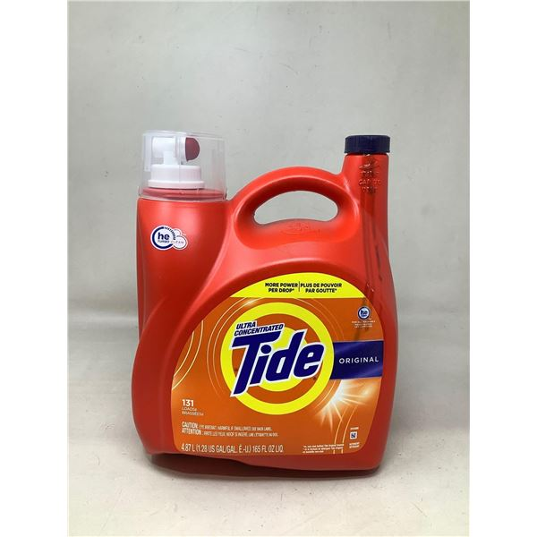 Tide Ultra Concentrated Detergent (4.87L)
