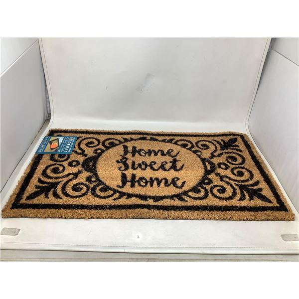 """Home Sweet Home Doormat (16"""" X 28"""")"""