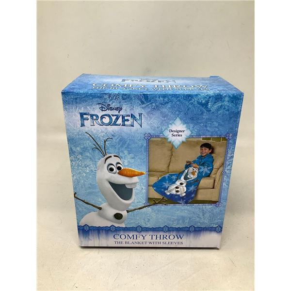 Disney Frozen Comfy Throw Blanket With Sleeves
