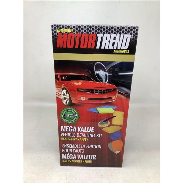 Automotive MotortrendMega Value Vehicle Detailing Kit