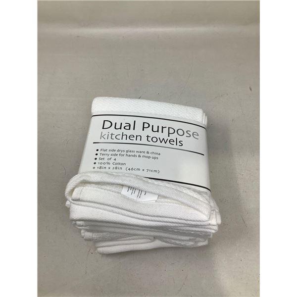 "Dual Purpose Kitchen Towel (18"" X 28"")"