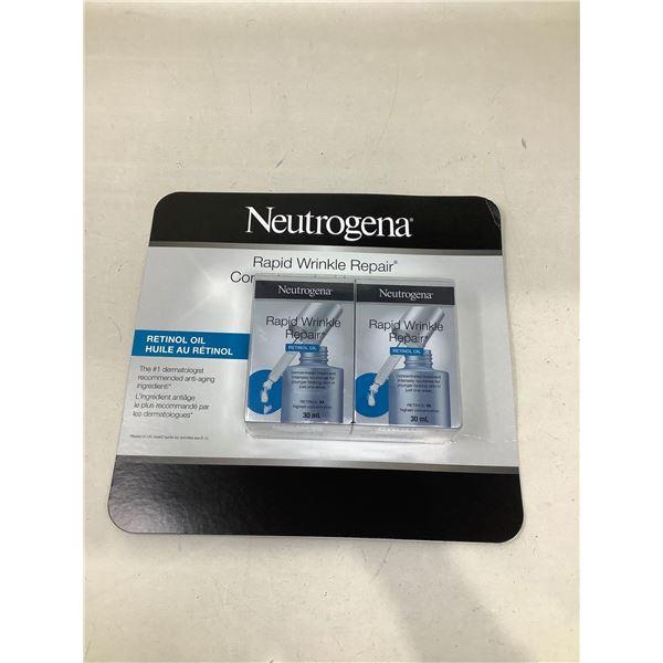 Neutrogena Rapid Wrinkle Repair Retinol Oil (2 X 30ML)