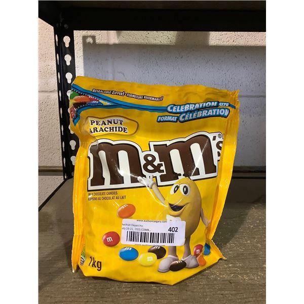 M&M's Milk Chocolate Candies (1KG)