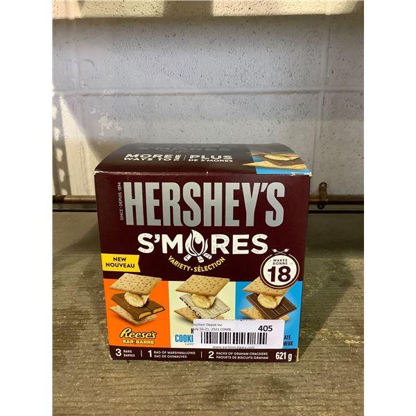 Hersheys Smores Variety Kit (621G)
