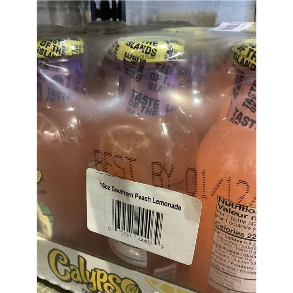 Calypso 16OZ Southern Peach Lemonade