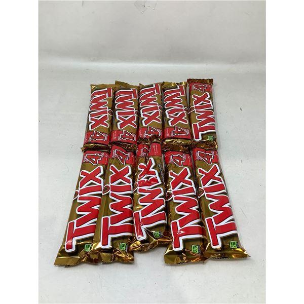 Twix Bar 4 Pack (10 Count)